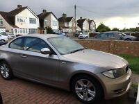 BMW 118D AUTO ES low mileage 41500 MILLES NEW SERVICE!