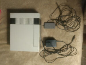 NES Console And Accessories