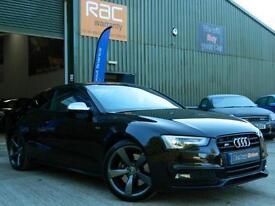 2013 AUDI A5 S5 TFSI QUATTRO S LINE BLACK EDITION COUPE PETROL
