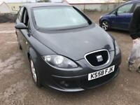 Seat Altea 1.9TDI Stylance 5 DOOR - 2009 58-REG - FULL MOT