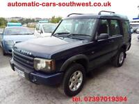 2002 Land Rover Discovery 2.5Td5 ( 7st ) GS (7 seat)