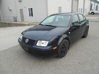 2000 Volkswagen Jetta  Tdi Auto Cold A/C Tuns Very Well