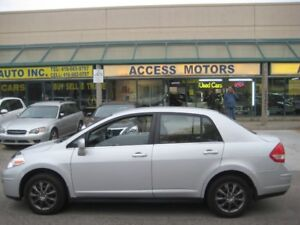 2007 Nissan Versa, Only 59k, Auto, Like New Condition, $3999 !!!