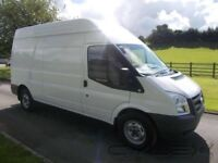Man with a van removals and uk delivery