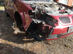 PARTS CAR - 2008 Pontiac G5 - 5 speed Manuel