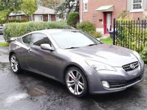 Hyundai Genesis 2.0T GT 2011