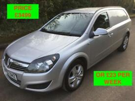 2013 VAUXHALL ASTRA CDTI SPORTIVE / PX WELCOME / WE DELIVER