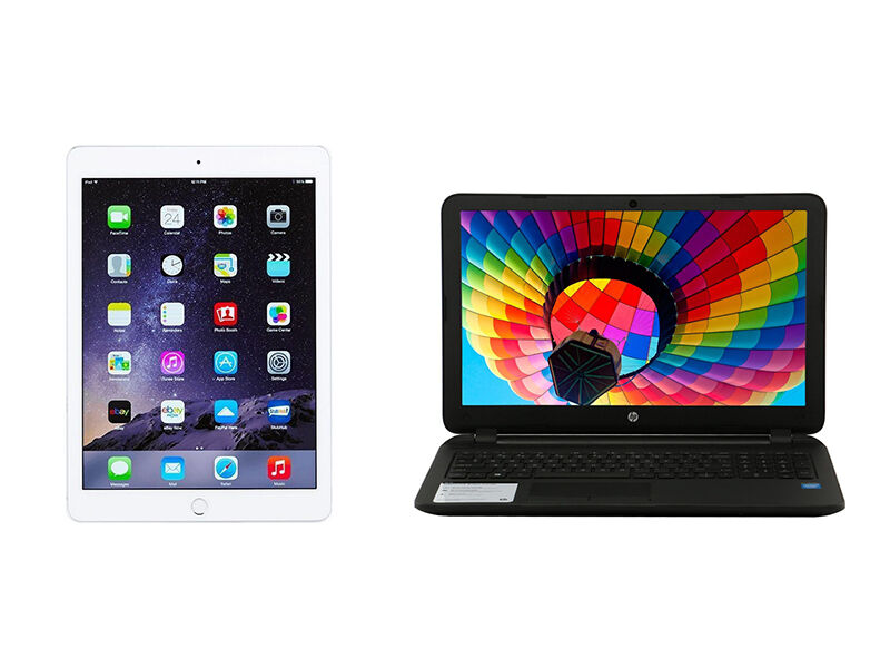 Deciding Between a Tablet and a Laptop