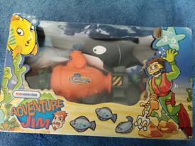 Children's Toys - Adventure Jim (Age 3-6) - BRAND NEW