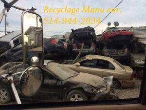 Vendez votre vieux véhicule à un recycleur avec licence$$$