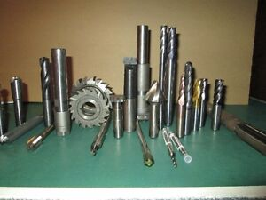 Machining Tools and Cutters- 30% off on purchases $100. or more