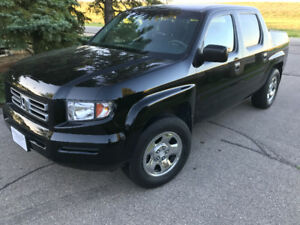 2007 Honda Ridgeline Low Kilometers  Finance OAC