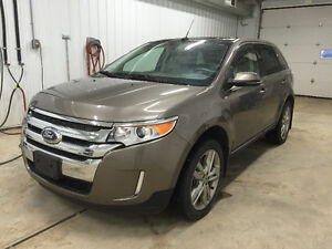 2013 Ford Edge Limited, Beautiful, Inc. Warranty, Sk. PST Paid