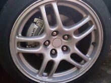 r33 gtr rep wheels Carramar Fairfield Area Preview