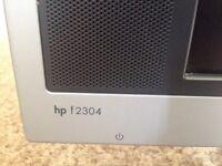 HP 23 inch computer monitor £30
