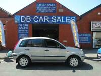 2005 Ford Fusion 1.6 2 5dr Auto HATCHBACK Petrol Automatic