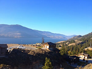 Okanagan Lake View Lot