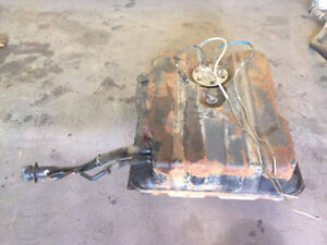 Fuel tank for ford super duty.