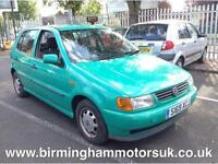 1999 Volkswagen Polo 1.4 CL 5dr