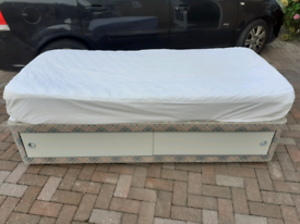 Free - 3ft single bed mattress with storage