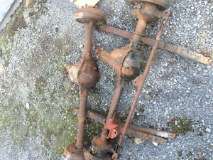 1953 Jeep Willy's Front & Back Axle's Cornwall Ontario image 2
