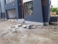 Foundation Repairs, Parging, Pointing, Waterproofing