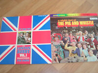 Records, Pub songs - Sing-A-Longs  12 inch LP's    33 1/3rpm