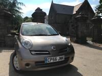 2007 (56) Nissan Micra 1.2 16v Initia **Cheap Car**