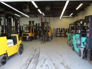 FORKLIFTS, LIFT TRUCKS, TOW MOTOR AT LOWEST PRICE 647 870 9355