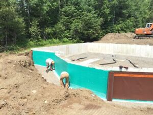 Northern Exterior Waterproofing - Basements