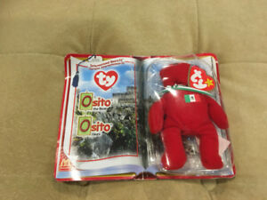 "TY Beanie Babies McDonalds ""Osito"""