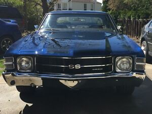 1971 Chevelle SS454 Tribute