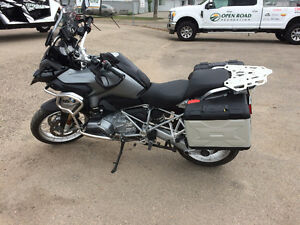 2015 BMW R 1200 GS LOADED!! (Factory Warranty)