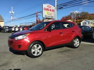 2012 Hyundai Tucson AWD GL  NO TAX SALE!! month of December only