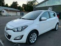 2014 Hyundai i20 1.2 Active 5dr HATCHBACK Petrol Manual