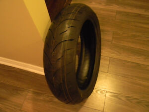 DUNLOP SPORTMAX QUALIFIER 180/55ZR17 FITS ANY 600 NEVER USED