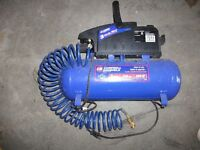 compresseur 3 gallon 100 psi Campbell