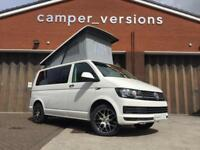 VW T6 Transporter Campervan 2016 Volkswagen | Tailgate | 4 Berth | 29k miles