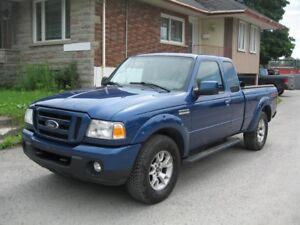 """Ford Ranger 4WD SuperCab 126"""" 2010"""