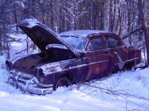 1953 Oldsmobile 88 - No Registration