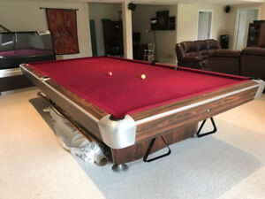 Brunswick 6 x 12 Snooker Table - Great Condition