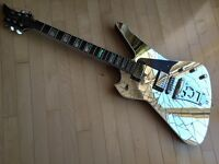 "Washburn PS1800 ""Paul Stanley"" Echange/trade"