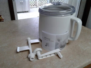 CUISIPRO ICE CREAM MAKER