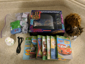 Mix Lot of great toys with lots of Leapfrog