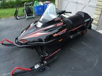 1999 Yamaha VMAX XTC with electric start and reverse like new.