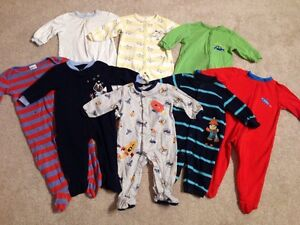 6 month / 6-12 month Boy Clothes - over 100 items!