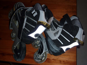 Ultra Wheels Size 10 Roller Blades
