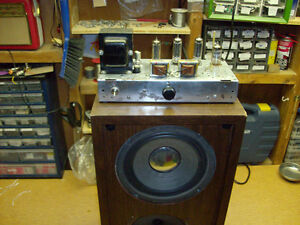 Tube amp for sale or trade