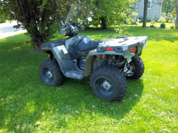 Used 2011 Polaris sportsman