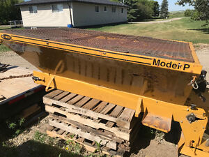 SAND SPREADERS ($2500.00 EACH) HYDRAULIC CONNECTION